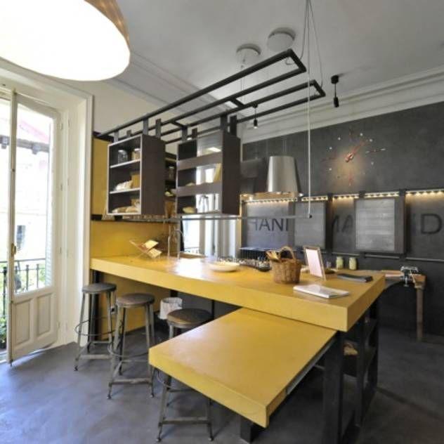 Cocinas ideas im genes y decoraci n patios - Ideas de cocinas modernas ...