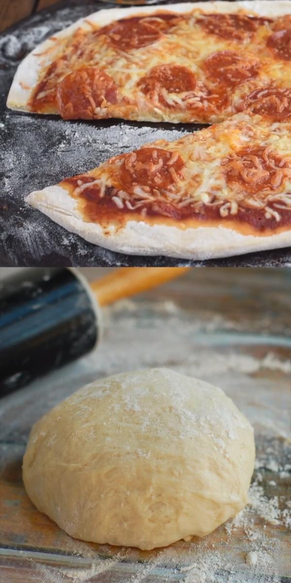 Secret to Perfect Pizza Dough images