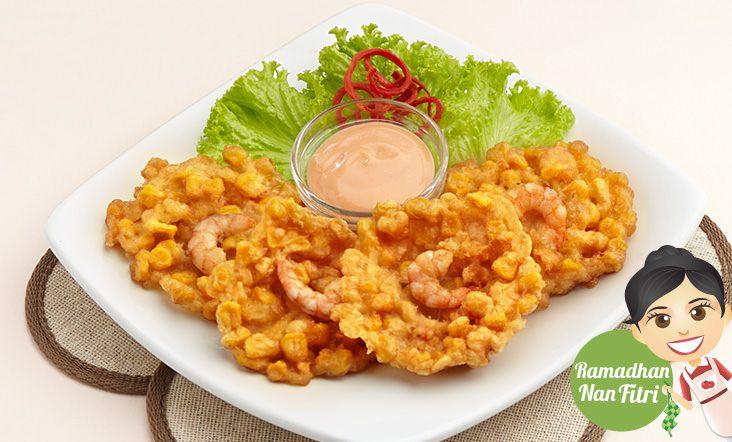 Bakwan Jagung Sajiku Makanan Resep Masakan Masakan