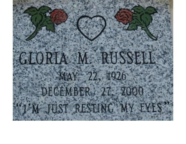 The 42 Most Hilarious Gravestones of All Time. You'll Die Laughing. (Slide #1) - Offbeat