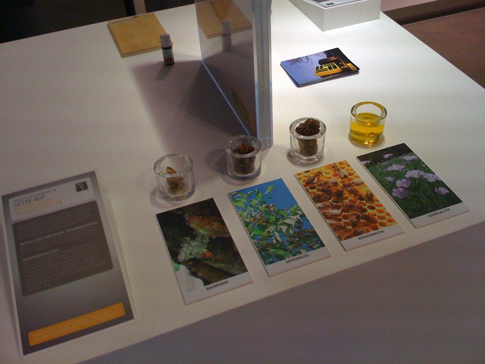Commercial Interiors · Weitzer Parkett Demonstrating Productsu0027 Materials