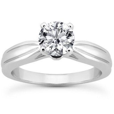 Engagement Ring Semi-mount 681