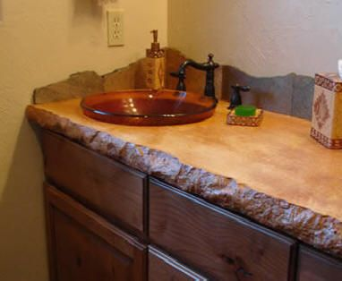 Countertops Product Matcrete Split Face Granite Countertop Edge