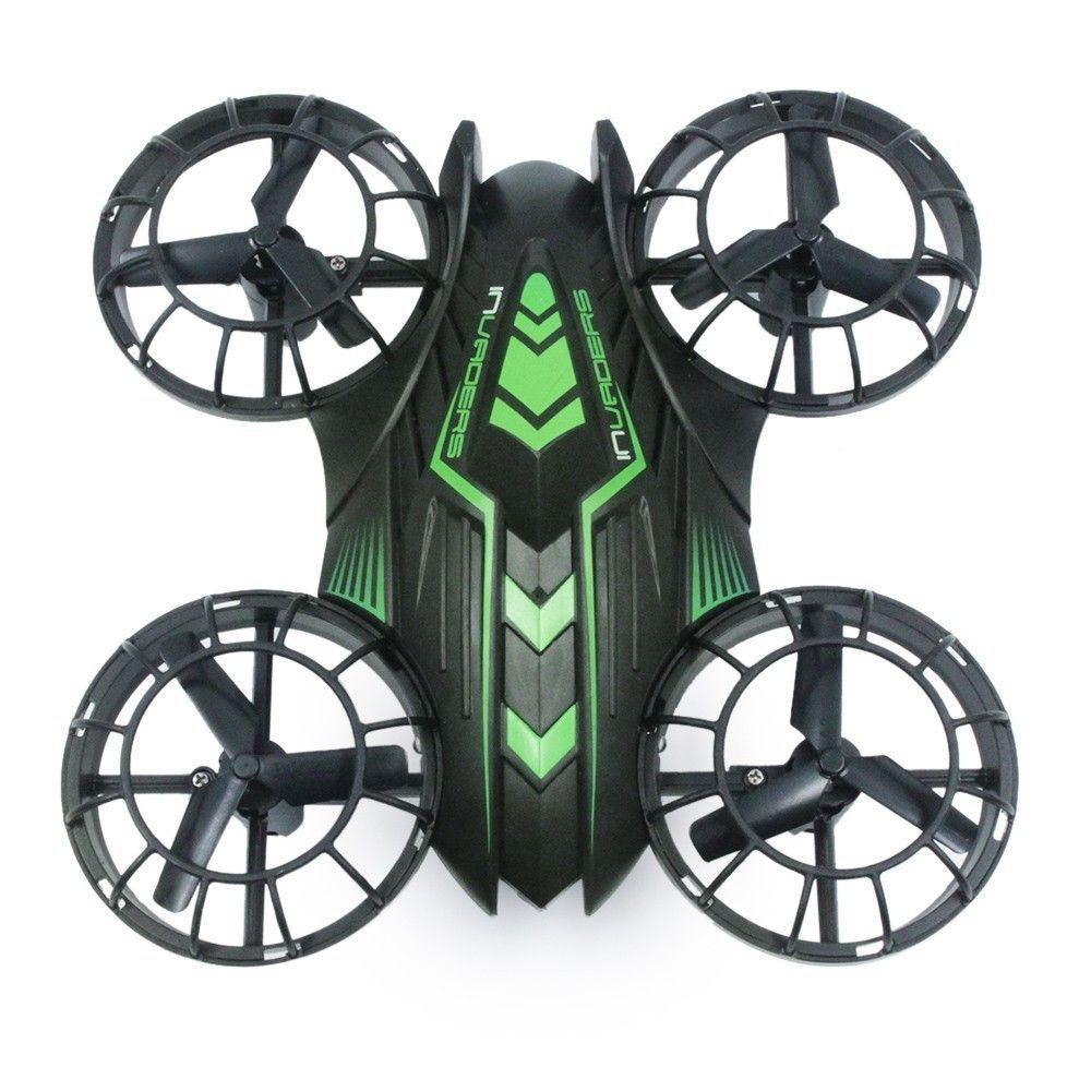Mini RC Drone RTF 0.3MP Camera / 2.4GHz 4CH 6-axis Gyro / Altitude Hold