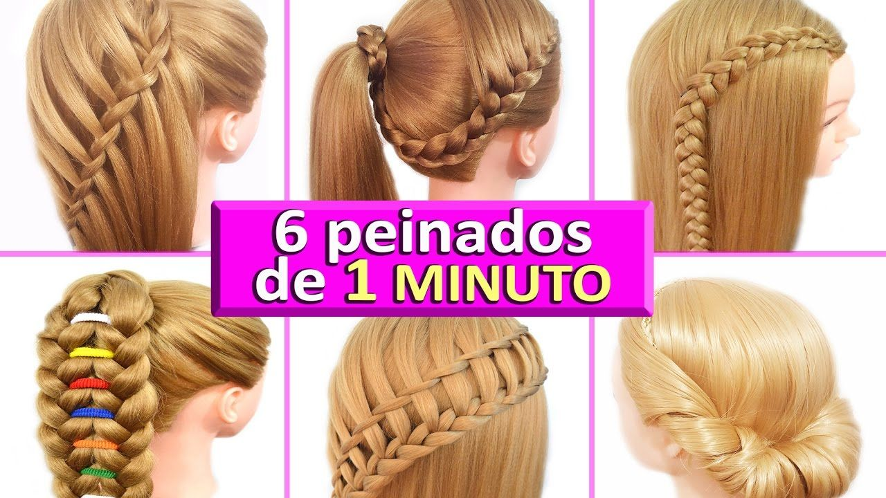 6 peinados para pelo chino escuela trabajo fiestas - Peinados fiesta faciles ...