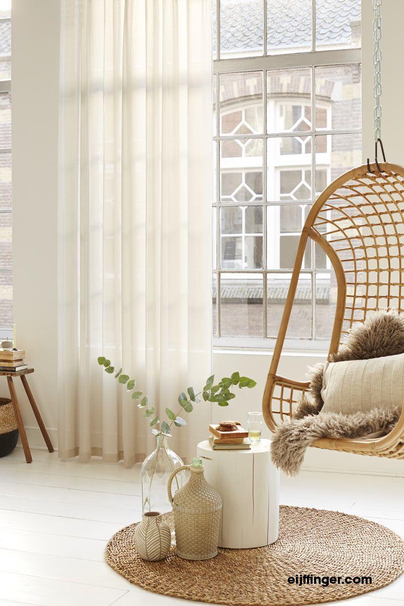 Gordijnen - Eijffinger Cleo | Timmermans Indoor Design | Gordijnen ...