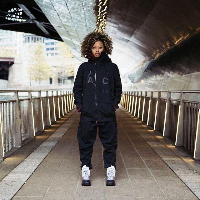 9100ee31cba3 NIKELAB ACG -  nike  nikelab  acg  allconditiongear  jacket  techwear   future  black
