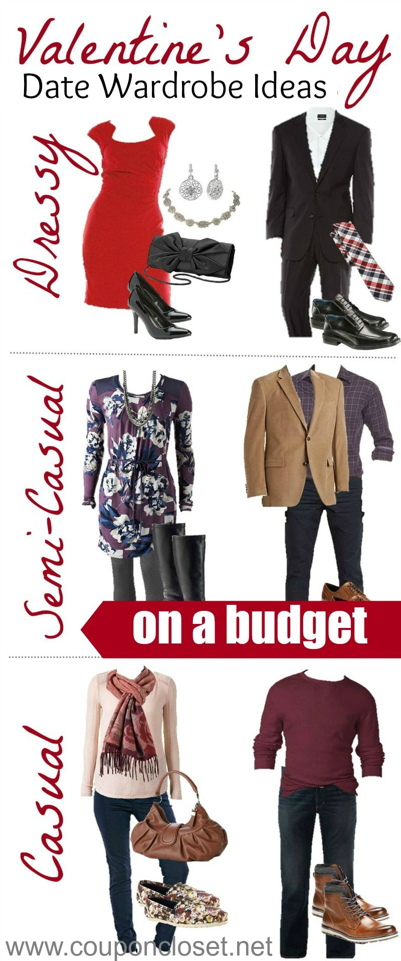 Kohls Valentine S Day Outfits On A Budget One Crazy Mom