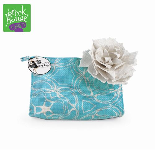 Make-up bag. Love the ADPi blue! Only $9.99. Say what!?!