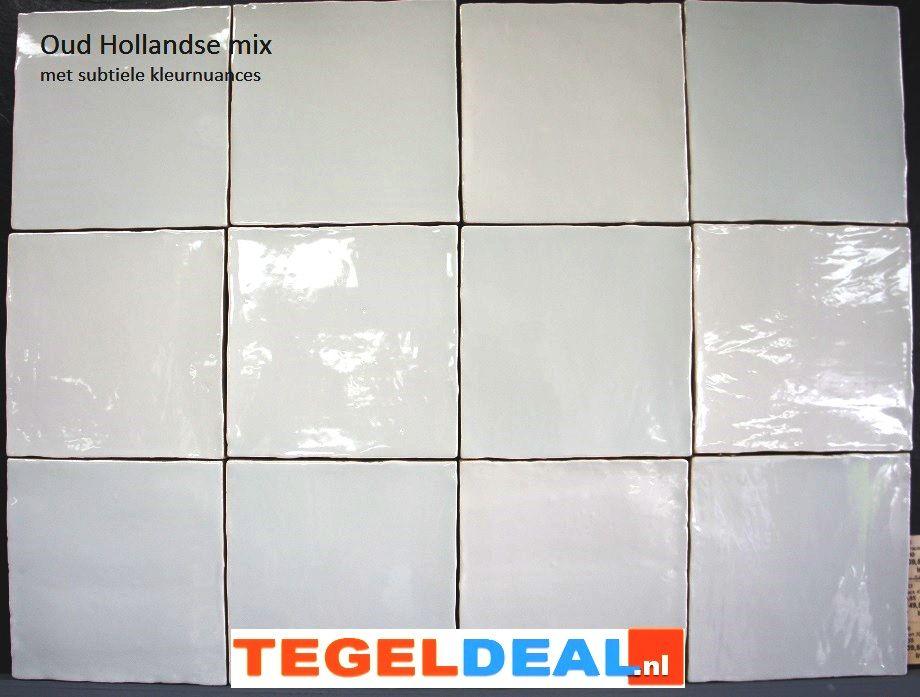 Oud Hollandse Tegeltjes : Tegels limburg oud hollandse tegels licht grijs 13x13 á 34 00
