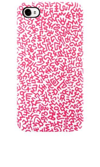KEITH HARING IPHONE CASE! SHOPJEEN.COM