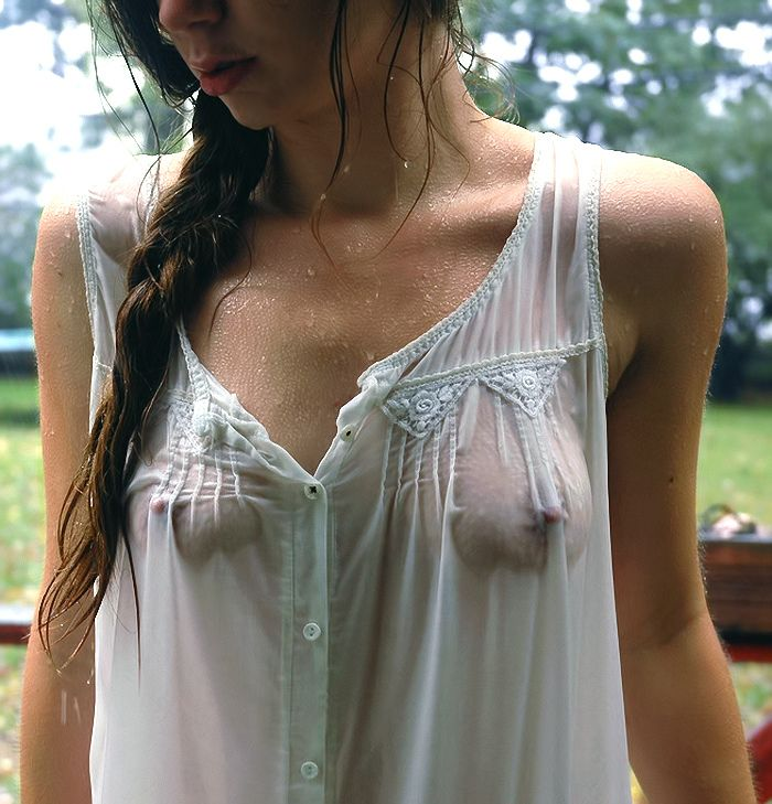 Alluring. Surely asian girls in wet t shirts mouth