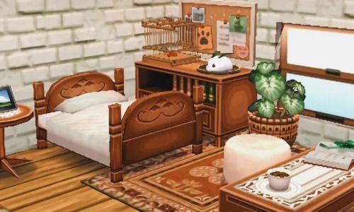 Modern sofa Animal Crossing Pocket Camp