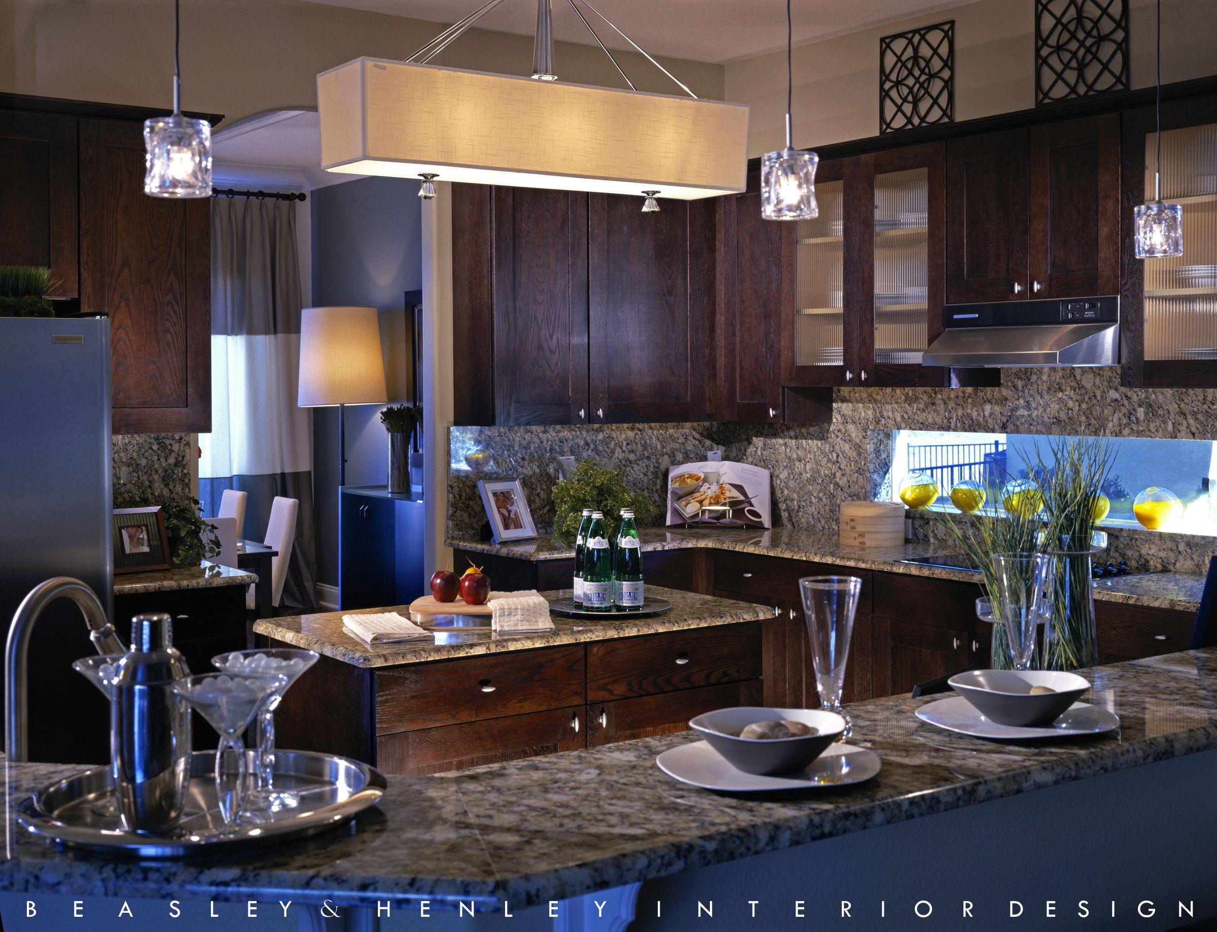 Beasley & Henley Interior Design Winter Park/ Naples FL | Kitchens ...