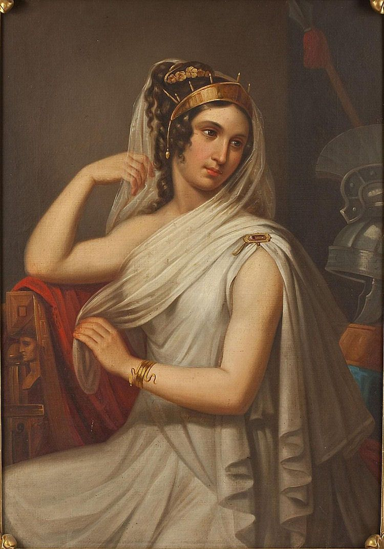 Helen of Troy by French School Helen of Troy was a half goddess