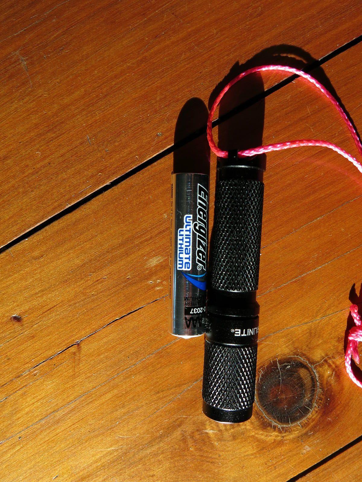 ThruNite Ti3 Flashlight Review Flashlight, Cool designs