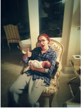 "Mario_Falcone ""Father and son!"" Tom fletcher, Mcfly"