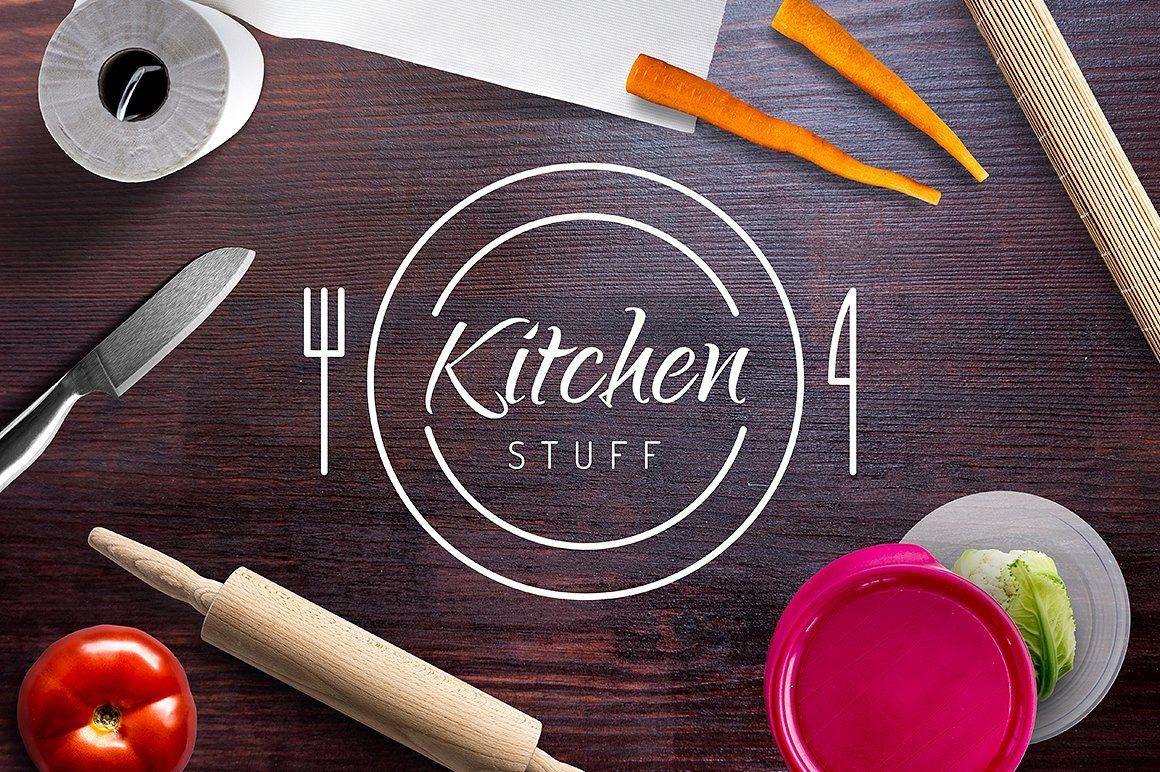 Kitchen equipment scene generator Scene generator, Scene