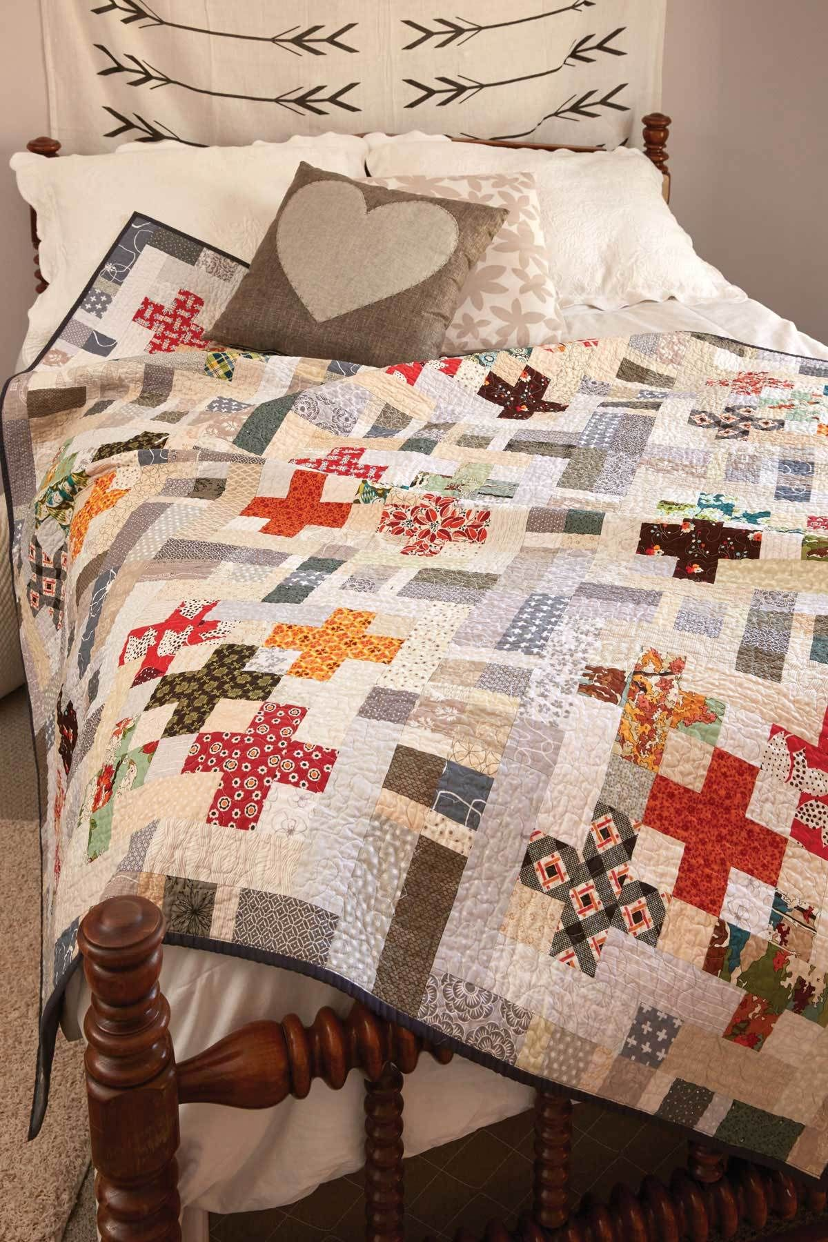 Five by Five Quilt