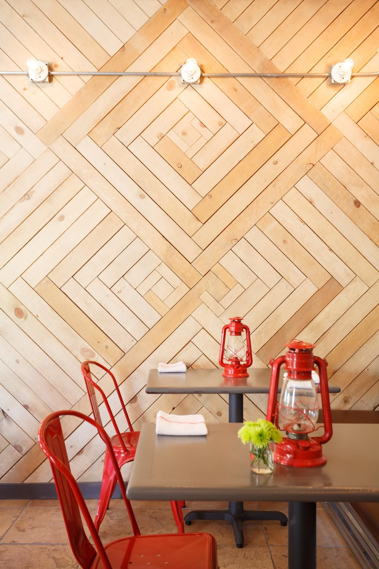 Photos HGTV Wood accent wall, Accent wall, Reclaimed