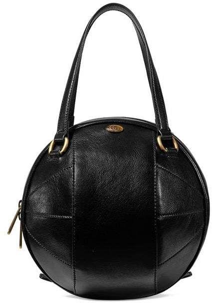 916b54fa5 Gucci Basketball Shaped Tote Bag | Designer Handbags | Bags, Black ...