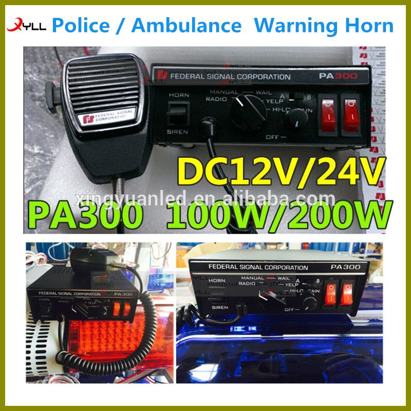 federal signal pa300 wiring diagram time to source smarter   with images  police cars  police siren  police siren