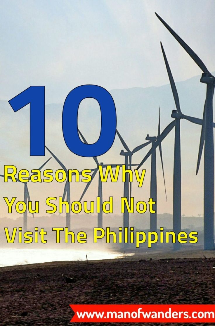 13 Reasons Why You Should Travel to The Philippines Now
