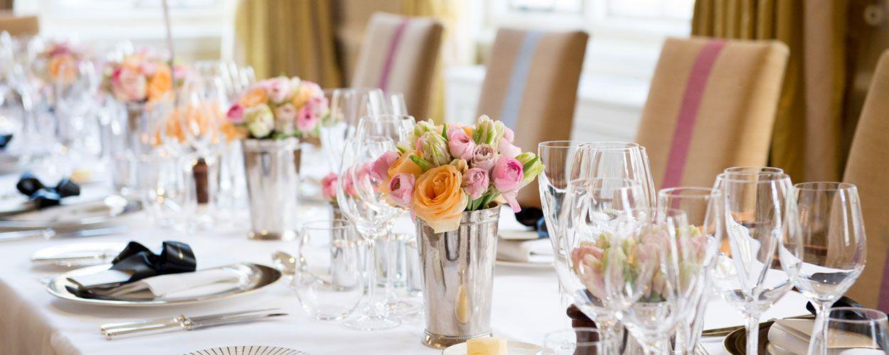Small Luxury Wedding Venue London The Goring Belgravia Ireland
