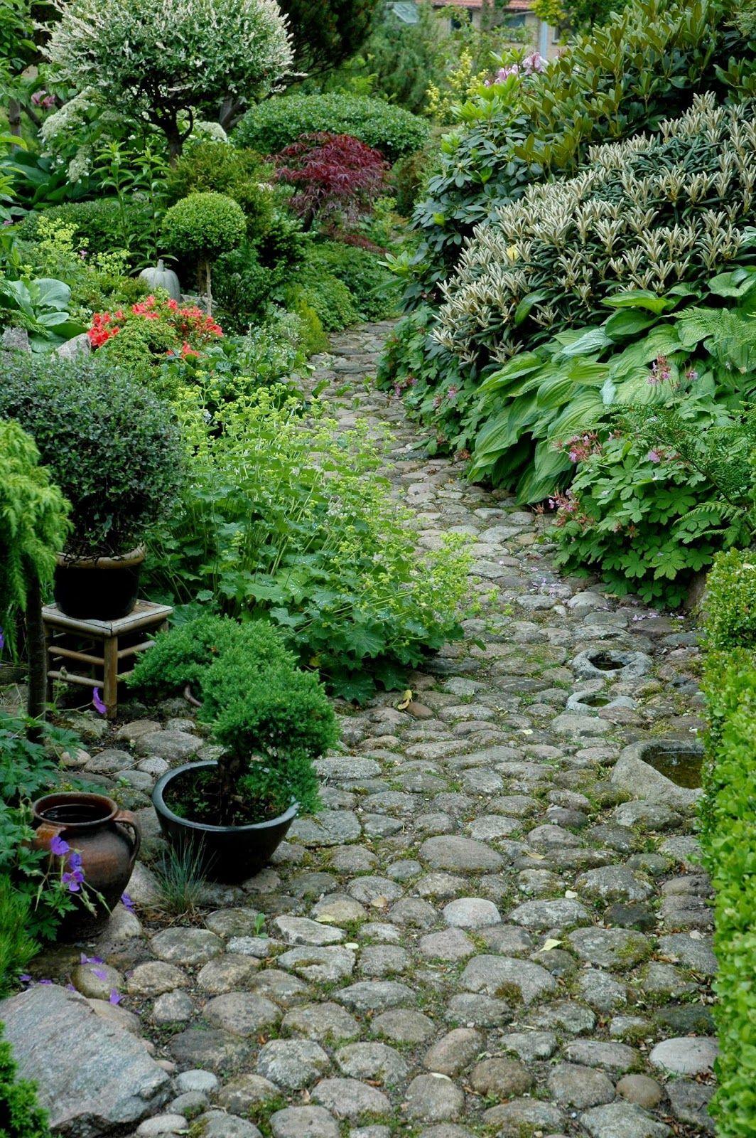 HAVETID - Inspiring garden in Denmark. Work of art.