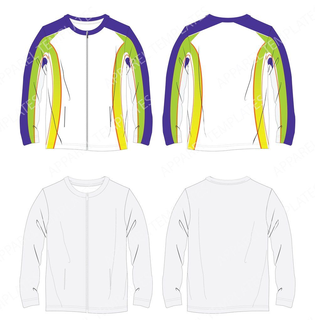 Download Apparel Templates Sportswear Motocross Jersey Race Activewear Fashionflat Vector Menswear Flatfashion Sale F Fashion Flats Apparel Fashion Templates