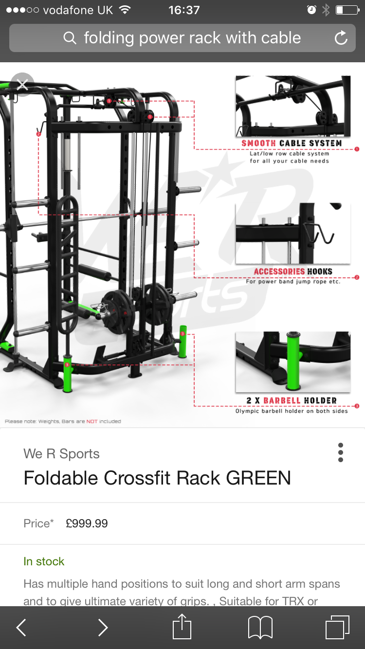 Pin by James Winterbottom on Excelsior Gym Power rack