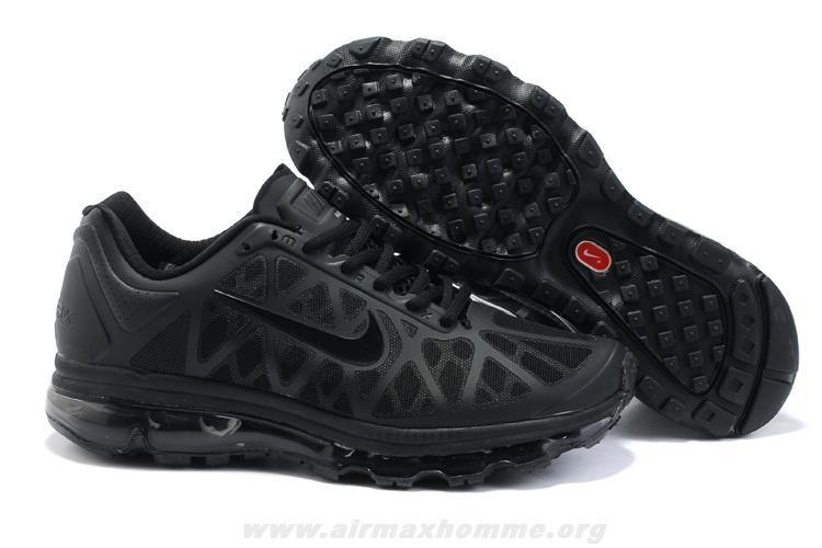 429889-002 Noir Noir Hommes Nike Air Max 2011