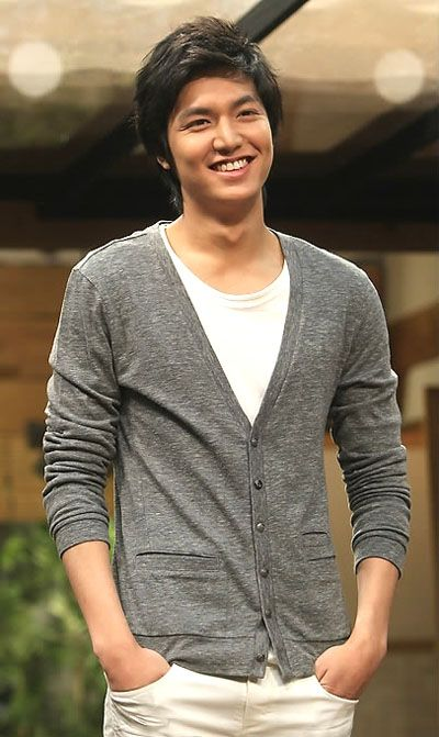 "Lee Min Ho as Gino Jeon ""Personal Taste."""