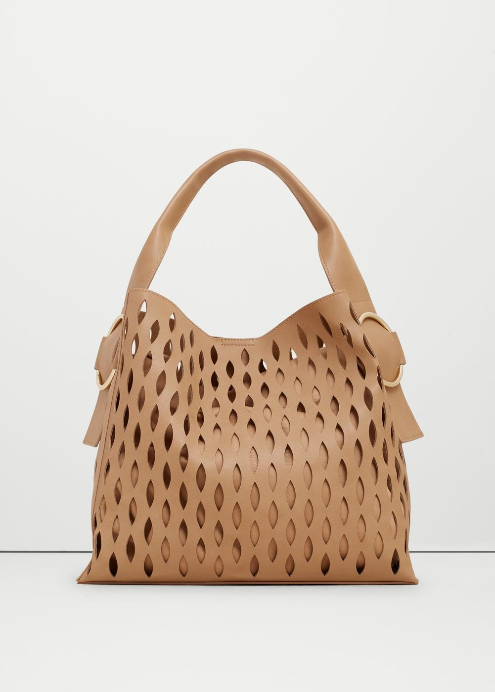 e4e2e87bf5 Laser-cut design bag - Women