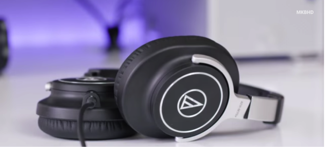 Mkbhd Reviews Audio Technica S High End M70x Headphones Headphones Audio Technica Studio Monitors