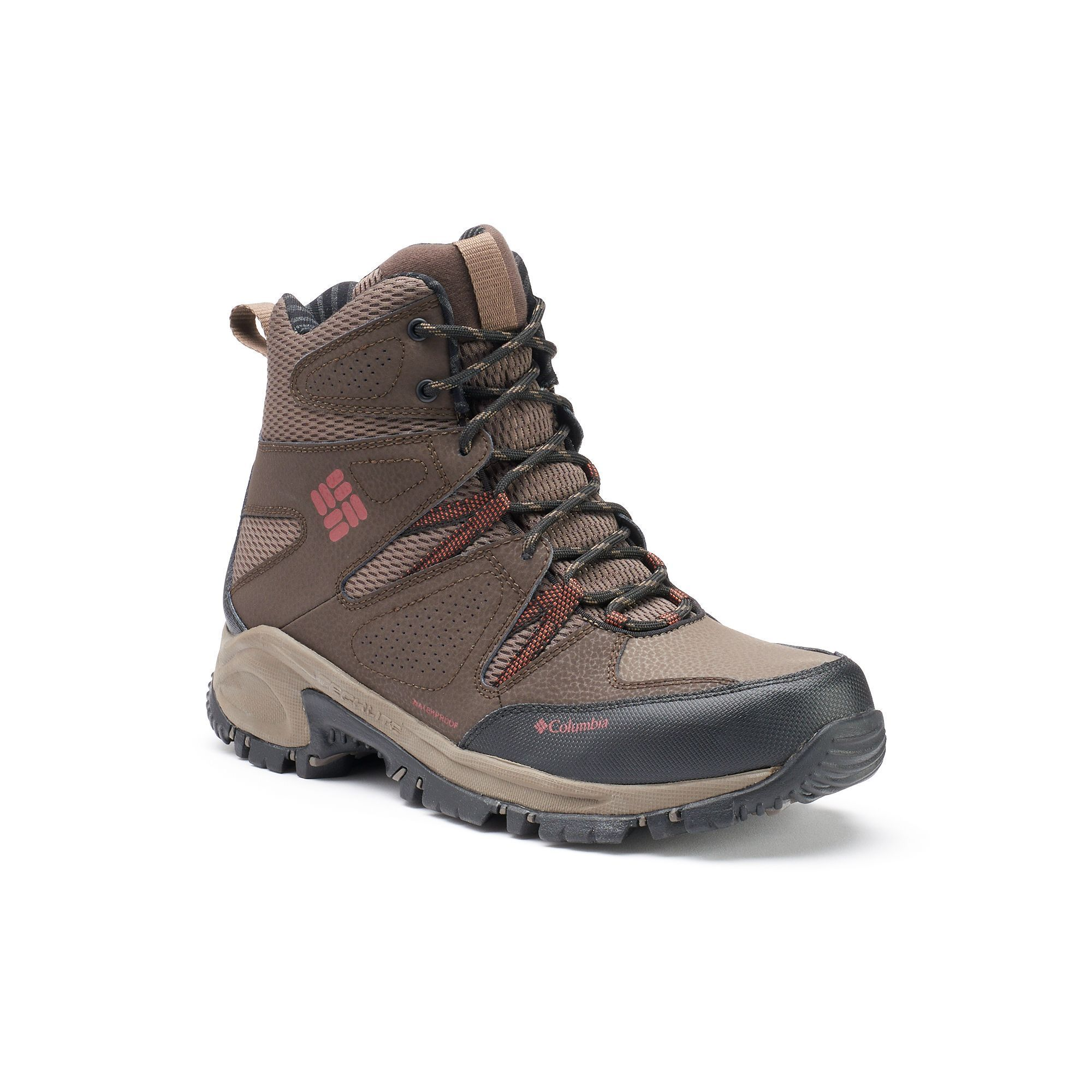 15c5429ec80 Columbia Liftop II Thermal Coil Men's Waterproof Hiking Boots, Size ...