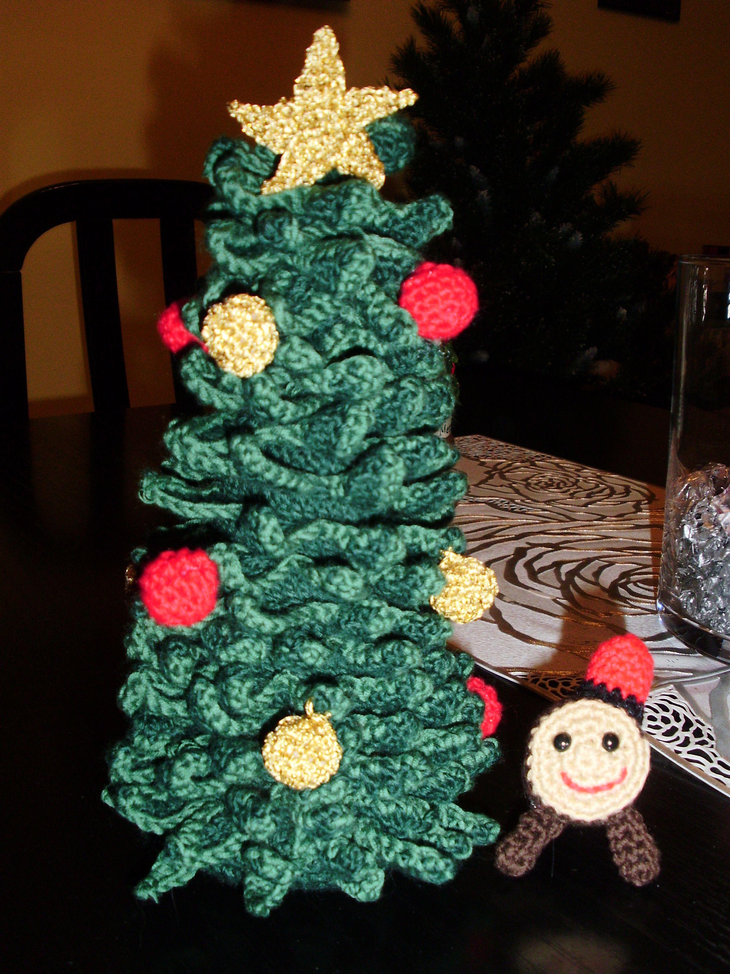 arbol de Navidad y Tió
