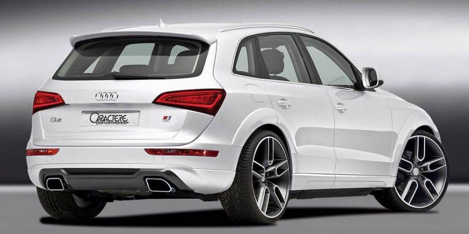 Audi Q5 Update From Caractere Fourtitude Com Audi Q5 Audi Audi Q