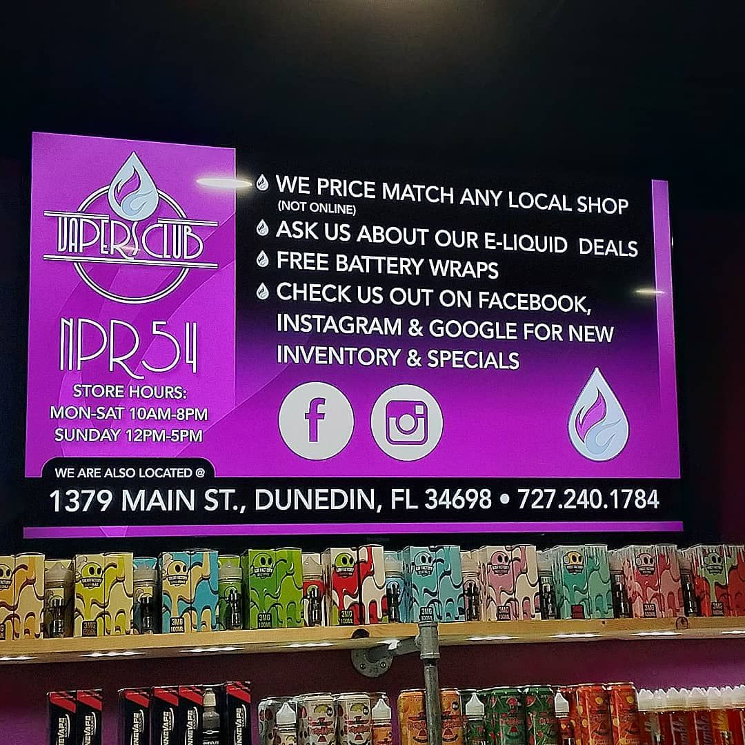 Donut forget about our everyday deals over here at vapers club in