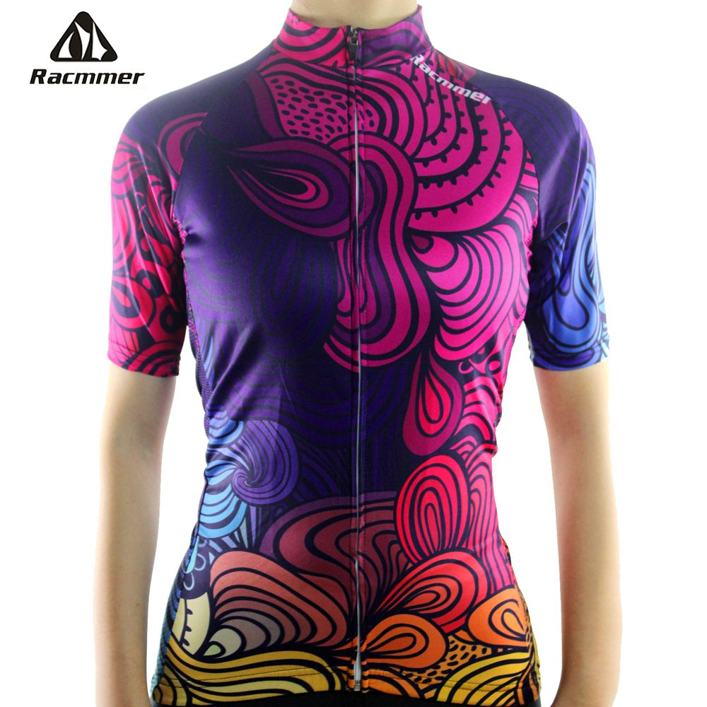 b033cf6f6 Best Seller Racmmer 2018 Breathable Cycling Jersey Women Summer Mtb Cycling  Clothing Bicycle Short Maillot Ciclismo Bike Clothes  NS-05