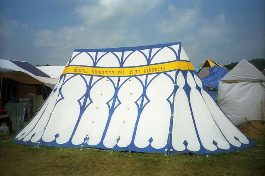 Painted Canvas Tent Canvas Tent Tent Paint Designs