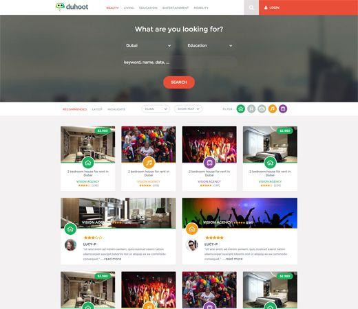 responsive web design templates free