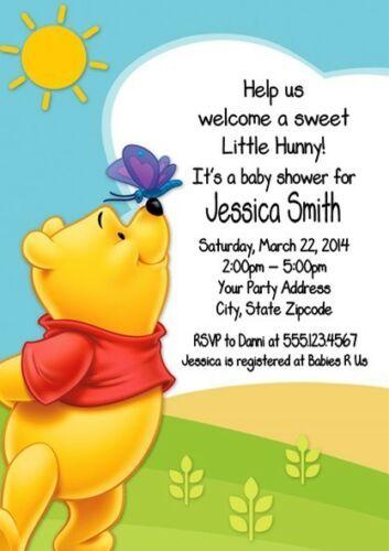 winnie pooh piglet baby shower or birthday party