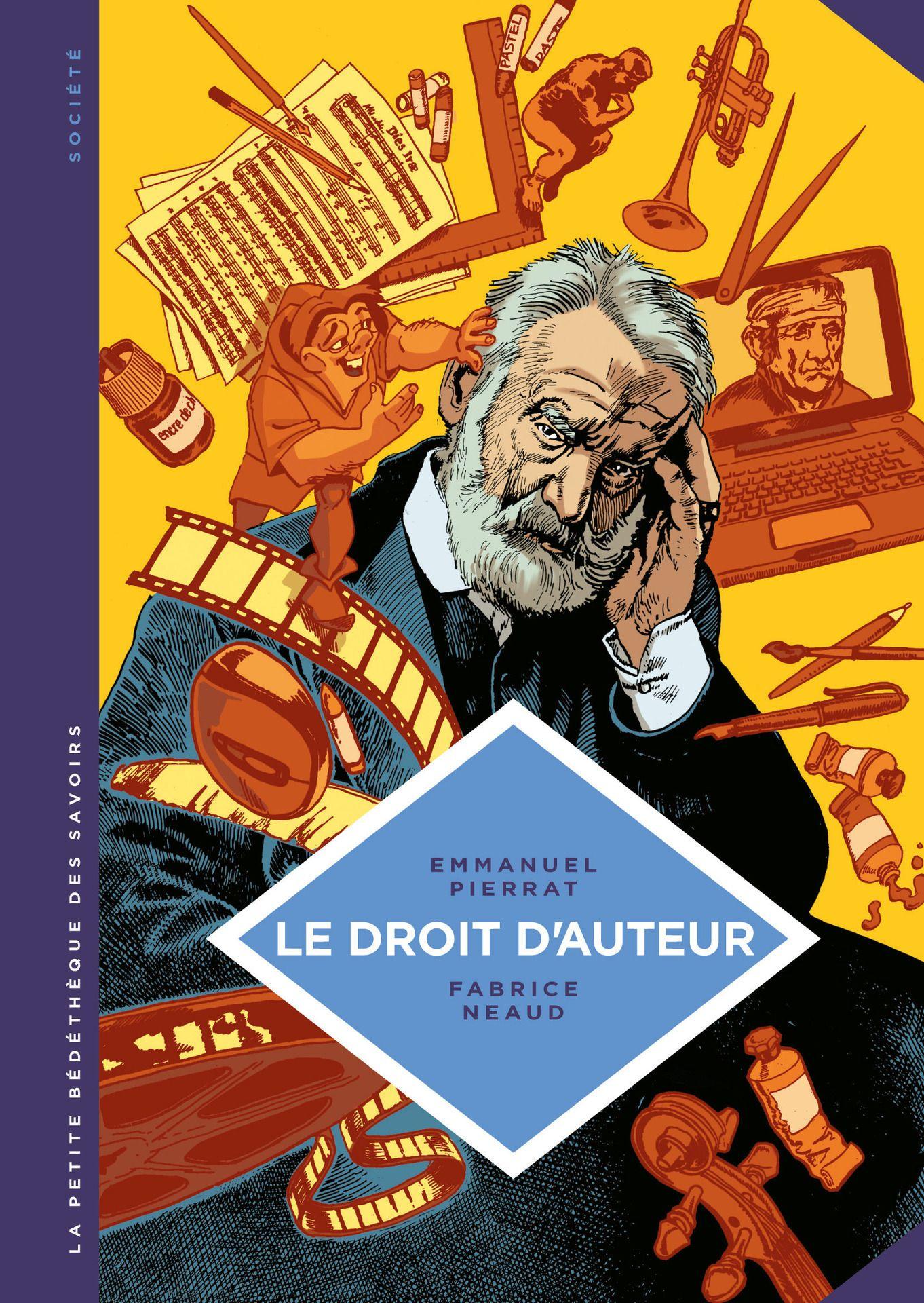 Le Droit D Auteur Un Dispositif De Protection Des Oeuvres Comic Book Cover Comic Books Books