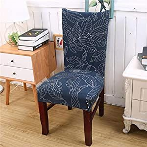 AllRight 6 Pcs Stretch Chair Cover Protective Cover With ...
