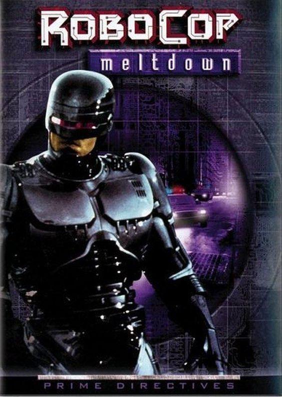 Robocop With Images Robocop Prime Directive Robocop 2