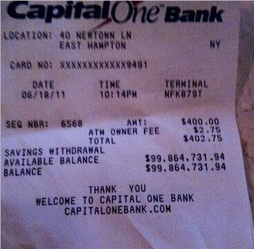$13 Million Dollar Bank Statement Recently Found in a Cafe with a - best of 10 chase bank statement