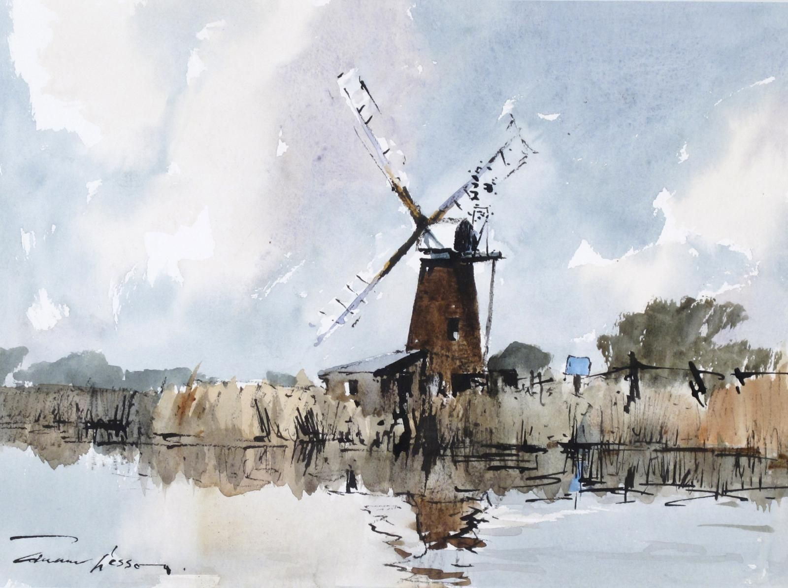 Watercolor artist websites - Watercolor Subjects Google Search