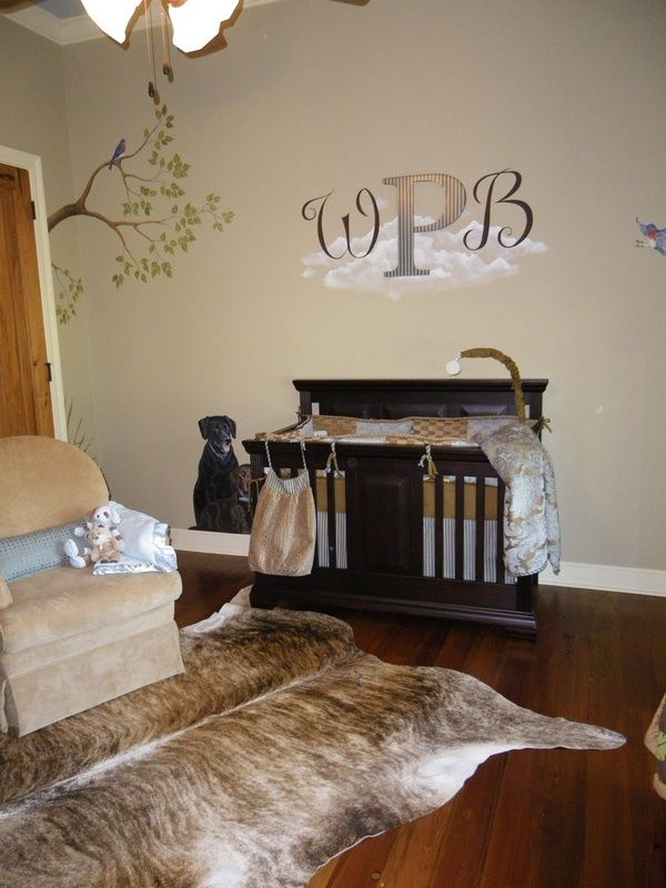 Little mans nursery we created for a special client/ friend