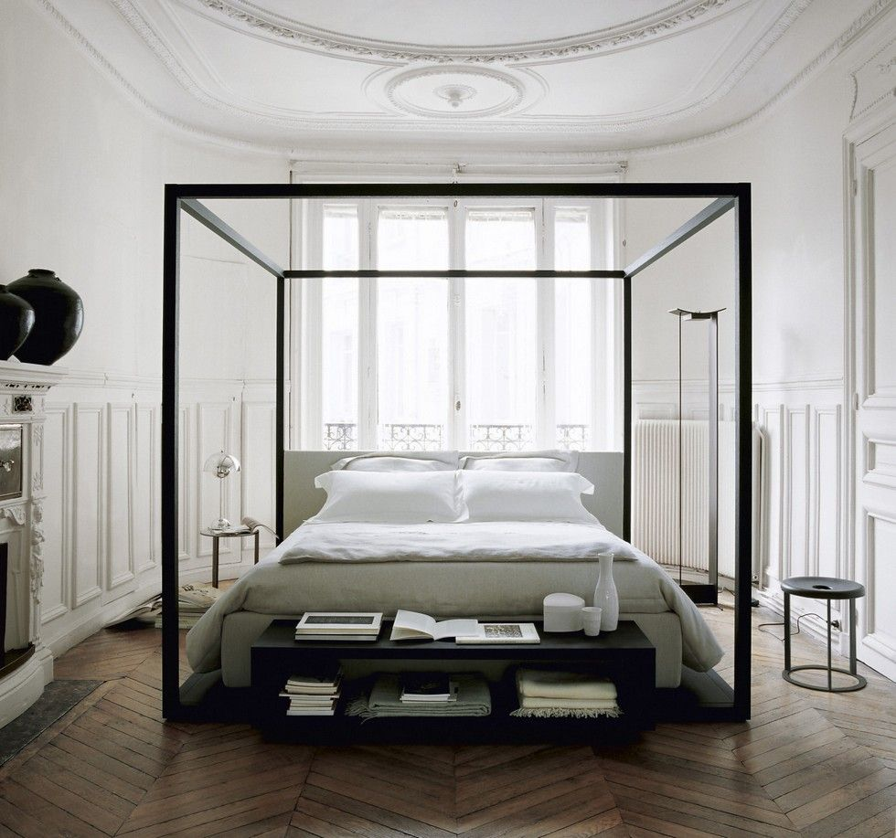Italian design news: 40 years of Maxalto collections | Dormitorio